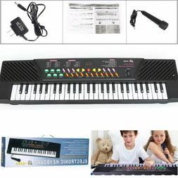 54 Keys Music Electronic Keyboard Kid Portable Electric Pian