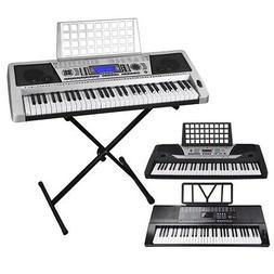 61 Key Electric Keyboard Digital Piano Instrument Kids Talen