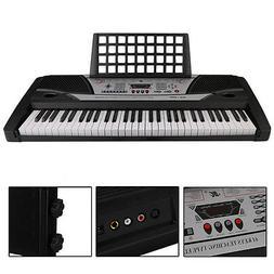 61 Key Electric Piano Organ Digital Personal Electronic Musi