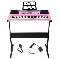 61 Key Music Electronic Keyboard Electric Digital Piano Orga
