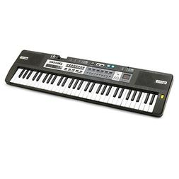 61 Key Electronic Music Keyboard Piano Electric Organ with L