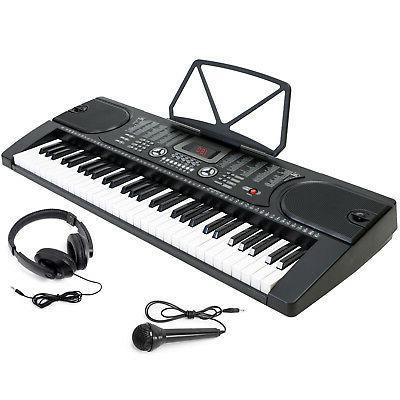 61 Key Piano Music Keyboard - Electronic Keyboard