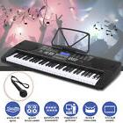 61 Key Electronic Keyboard Electric Music Digital Piano Orga