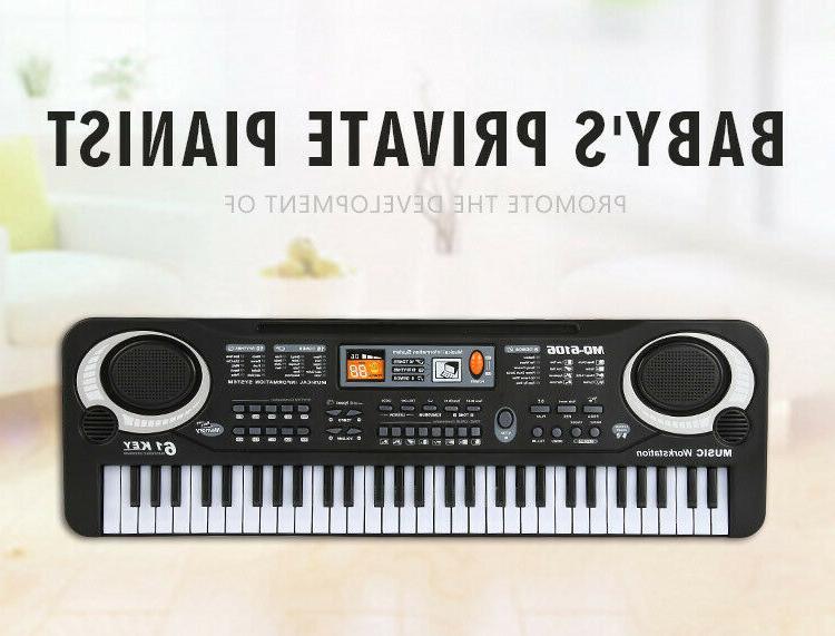 61 Keyboard for Electric Organ Music