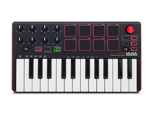 Akai Professional MPK MKII | USB MIDI Keyboard 16 Performance-Ready 8-Assignable Q-Link Knobs & A