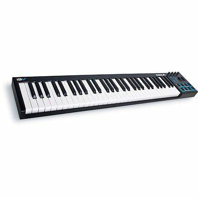 Alesis V61   61-Key USB MIDI Keyboard & Drum Pad Controller
