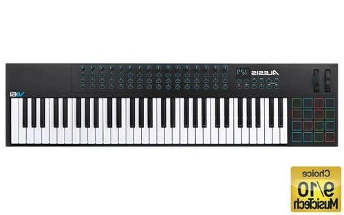 Alesis VI61 61-Key Keyboard & Pad