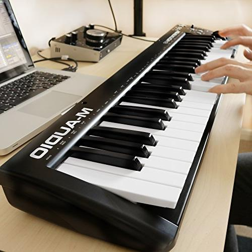 M-Audio Keystation II   USB Keyboard with Pitch-Bend &