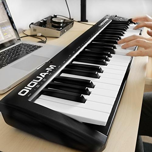 M-Audio   49-Key USB Keyboard Controller &