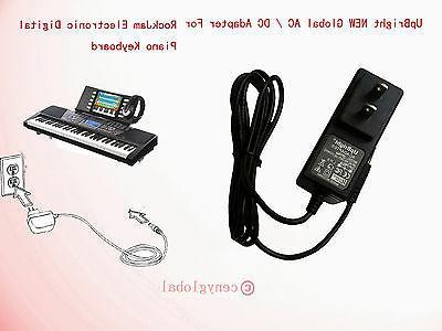 ac adapter for rockjam 54 key
