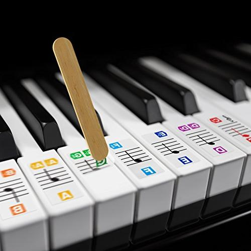 Color Keys w/ Double Layer Coating for 76 /