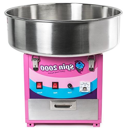 Olde Commercial Cotton Candy Electric Floss Maker -