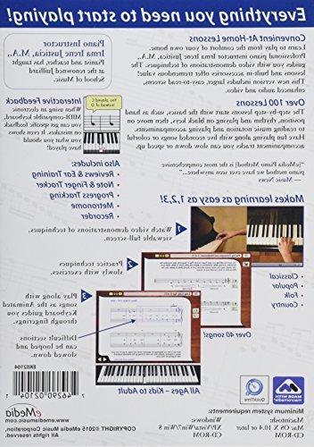 eMedia Piano Basics v3
