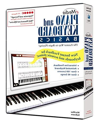 eMedia Piano and Keyboard Basics v3