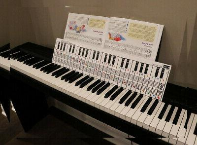 Keyboard the Piano Keys; Made in USA