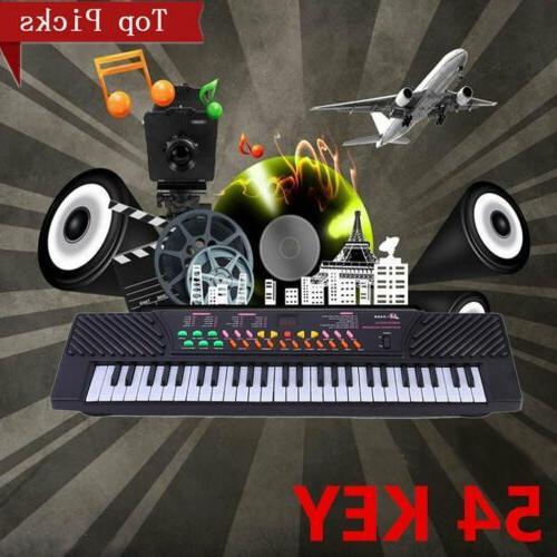 54 Keyboard Organ W/Mic LY