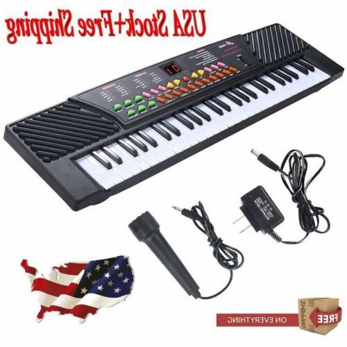 54 Music Keyboard Organ LY