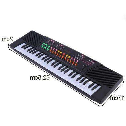 54 Keyboard Electric Organ W/Mic LY