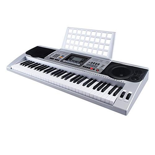 LAGRIMA Key Music Digital Electronic Keyboard Portable Electric with for