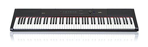 Artesia Portable Pianos Black