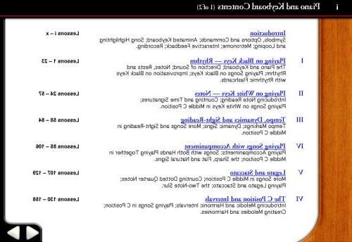 eMedia and Keyboard Method