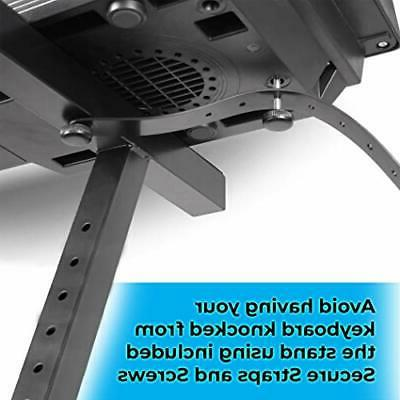Plixio Keyboard Stand - Style and Heavy Duty
