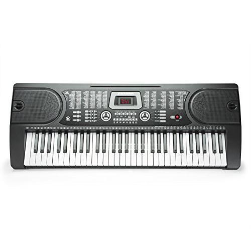 Hamzer Keyboard Stool, Headphones