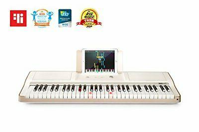 The ONE Keyboard with Electric Golden-White