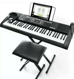 Alesis Melody 61 MKII | 61 Key Portable Keyboard with Built
